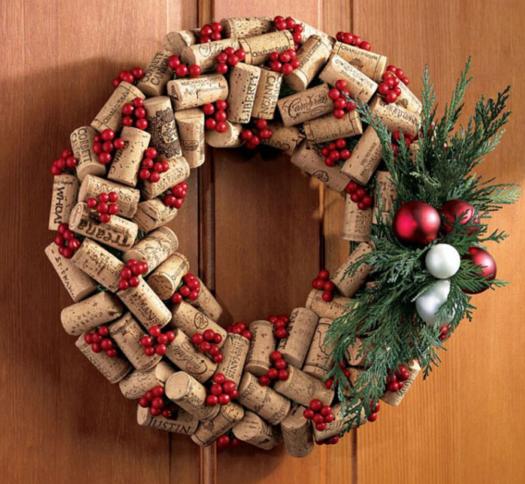 Decoraciones Para Navidad Con Material Reciclado Blog De